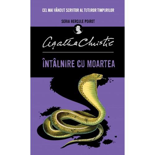 Intalnire cu moartea agatha christie seria hercule poirot promotie pe site ul www - Carte in tavola agatha christie pdf ...