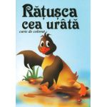 Ratusca cea urata (carte de colorat)