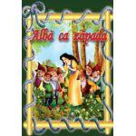 Alba ca Zapada (format A5) - Carte ilustrata