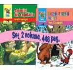 Amintiri din copilarie. Povesti, povestiri, versuri (set, 2 volume)
