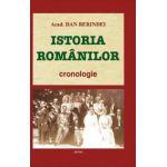 Istoria romanilor. Cronologie - Dan Berindei
