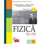 Fizica F1+F2. Manual clasa a XII-a - Andrei Petrescu