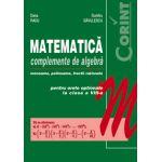 Complemente de algebra - clasa a VIII-a