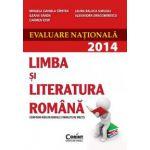 Evaluare nationala 2014- Limba si literatura romana (Conform noilor modele stabilite de MECTS;Mihaela Daniela Cristea)