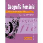 Manual geografia Romaniei - clasa aVIII-a
