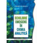Echilibre omogene - chimie analitica