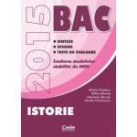 Bac 2015 - Istorie