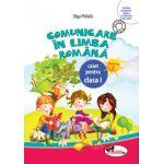 Comunicare in limba romana. Caiet pentru clasa I, semestrul I - Olga Piriiala