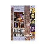 Educatie muzicala - auditii - clasa a X-a - CD Audio