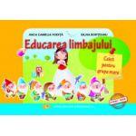Educarea limbajului – caiet pentru grupa mare