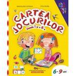 Cartea jocurilor, clasele I si a II-a - Magdalena Cantranji, Otilia Elena Bors