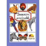 Descoperim animalele (cartonata)