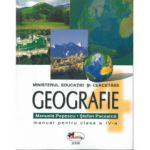 Geografie- Manual pentru clasa a-IV-a (Manuela Popescu, Stefan Pacearca)