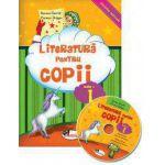 Literatura pentru copii - clasa I (carte + CD audio)