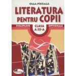 Literatura pentru copii, clasa a-III-a - Olga Paraiala