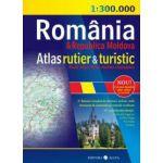Atlas rutier - Romania & Republica Moldova