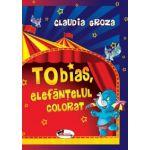 Tobias, elefantelul colorat