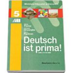 Manual de limba germana, clasa V-a. Limba 2. Deutsch ist prima - Silvia Florea