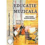 Manual Educatie Muzicala pentru clasa a VIII-a (Anca Toader, Valentin Moraru)