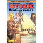 Istorie. Manual pentru clasa a V-a - Liuba Gheorghita, Sorin Oane