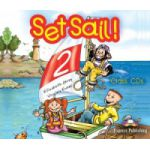 Set Sail 2. Audio CD. Set 3 CD. Curs limba engleza - Elizabeth Gray