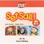 Set Sail 3 DVD-Rom, Curs limba engleza - Jenny Dooley