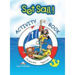 Set Sail 1, Activity Book, Curs pentru limba engleza. Caietul elevului, clasa I-a