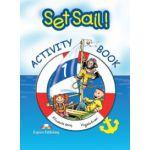 Set Sail 1, Activity Book, Curs limba engleza. Caietul elevului - Elizabeth Gray