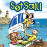 Set Sail 1, Audio set 2 CD. Curs limba engleza - Elizabeth Gray