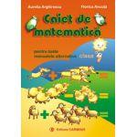 Caiet de matematica - clasa I (pentru toate manualele alternative)