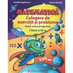 Matematica - caiet pentru toate manualele alternative, clasa a III-a