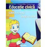 Caiet clasa a IV-a. Educatie civica - Niculina Ilarion