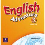 English Adventure, Class CD, Level 3