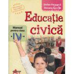 Educatie civica. Manual pentru clasa a IV-a - Stefan Pacearca