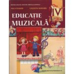 Educatie muzicala- Manual clasa a IV-a (Anca Toader)