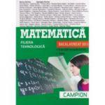Exercitii recapitulative si teste la matematica M2 pentru Bacalaureat 2015 (coperta verde)