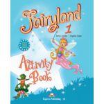 Fairyland 1, Activity Book Caietul elevului pentru limba engleza - Virginia Evans