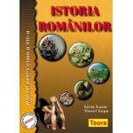 Istorie - Manual pentru clasa a VIII-a (Liviu Lazar)