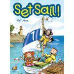 Set Sail 1, Curs pentru limba engleza, Manualul elevului clasa I