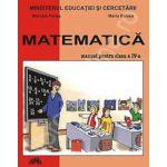 Matematica - Manual pentru clasa a IV-a (Marcela Penes)
