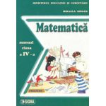 Matematica- Manual pentru clasa a IV-a (Mihaela Singer)