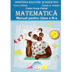 Matematica. Manual pentru clasa a III-a ( Dumitru Paraiala)