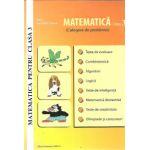 Matematica pentru clasa a III-a - culegere de probleme
