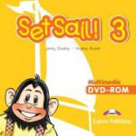 Set Sail 3, Multimedia DVD-rom, Curs limba engleza - Virginia Evans