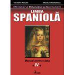 Spaniola -Manual pentru clasa a IV-a (Victoria Poloni)