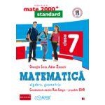 Mate 2000 (2014/2015) pentru clasa a VII-a - standard