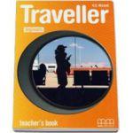 Traveller Beginners level. Teachers Book - Manualul Profesorului clasa a III-a (H. Q. Mitchell)