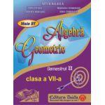 Auxiliar de Algebra si Geometrie - clasa a VII-a, sem II (2014)