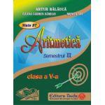 Auxiliar de Aritmetica clasa a V-a, semestrul II - Artur Balauca