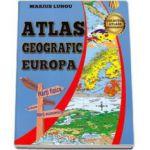Atlas Geografic Europa -Marius Lungu